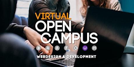 """Campus Insights - Infoveranstaltung """"Webdesign & Development"""" - SAE Bochum tickets"""