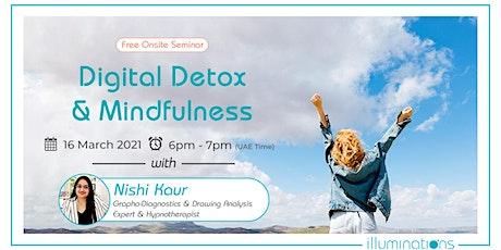 Digital Detox and Mindfulness tickets