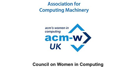ACM-W UK Webinar Series: Careers in Tech. tickets