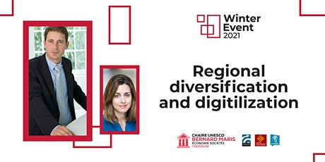 Winter Event 2021 #3 - Regional diversification and digitalization tickets