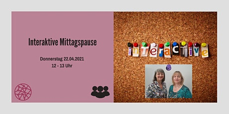 Power Frauen Online Woche - interaktive Mittagspause Tickets