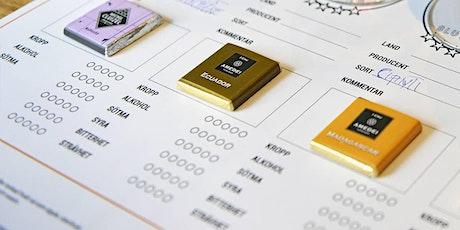 Chokladprovning Stockholm | Chokladbutik Södermalm Den 19 Mars tickets