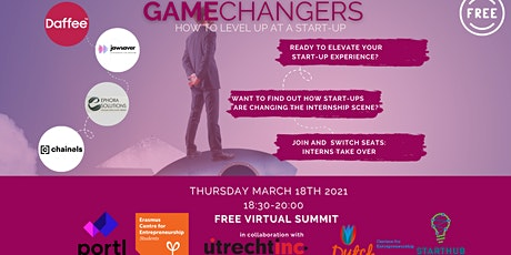 Game Changers: How To Level-Up at a Start-Up  tickets