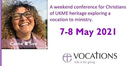 Eastern Region Minority Ethnic Vocations Conference (VOC) tickets