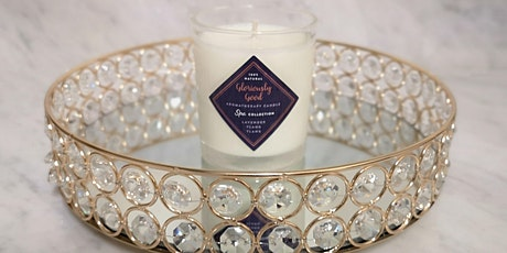 Copy of Luxury Aromatherapy Candle Making Masterclass tickets