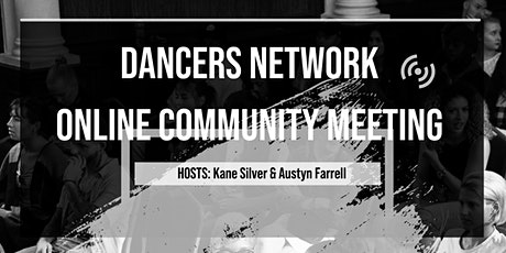 ONLINE COMMUNITY MEETING tickets