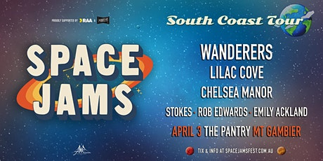 Space Jams South Coast Tour - Mt Gambier tickets