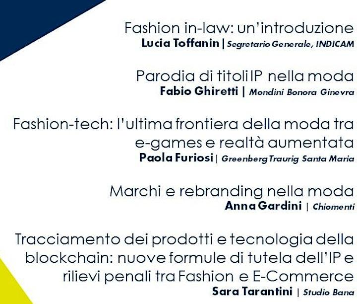Immagine Fashion in-law: diritti IP e nuove strategie di mercato