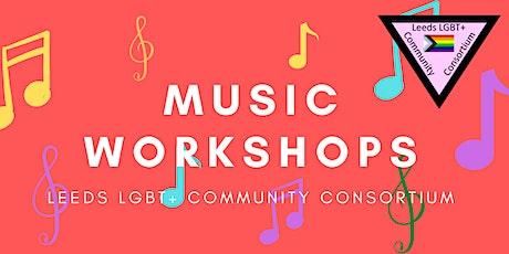Music Workshop tickets