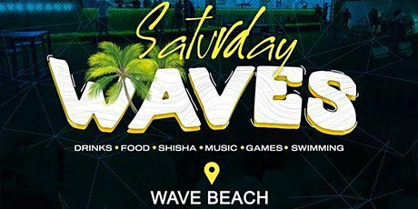 Saturday Waves at Wave Beach, Elegushi tickets