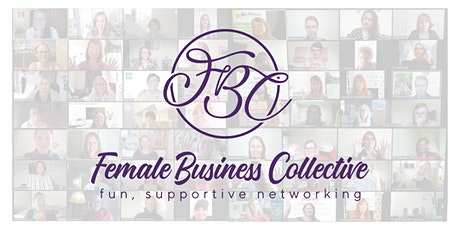 NEW Female Business Collective on Zoom Tickets