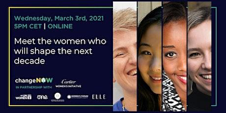 Meet the women who will shape the next decade billets