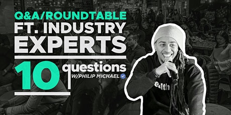 10 Questions With A #Boss: Live Speaker Series tickets