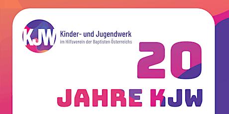 20 Jahre KJW! Wir wollen feiern Tickets