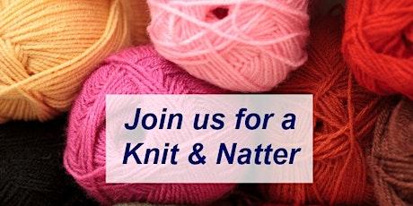 Knit & Natter tickets