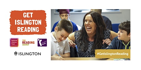 Get Islington Reading stakeholder launch tickets