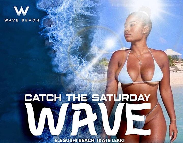 Saturday Waves at Wave Beach, Elegushi image