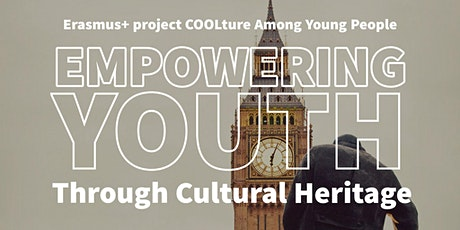 Engaging Youth with Cultural Heritage tickets