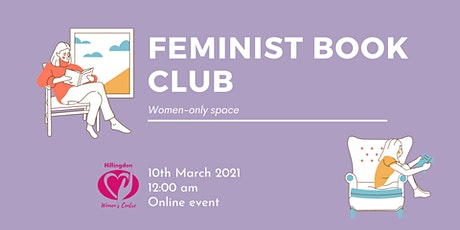 Feminist Book Club Launch tickets