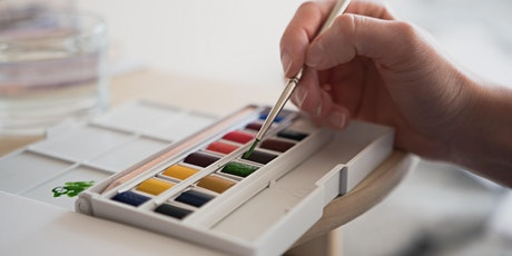 WATERCOLOUR WORKOUT - HOCKNEY LANDSCAPES tickets