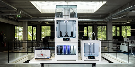 Ultimaker S5 Pro Bundle & S3 Live Demo | Ultimaker S-Line Products tickets