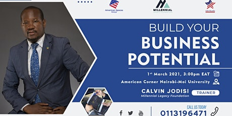 BUILD YOUR BUSINESS POTENTIAL PROGRAM-NAIROBI tickets