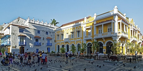 Virtual Guided Tour of Cartagena Colombia tickets