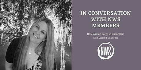 In Conversation with NWS Members: How writing keeps us connected tickets