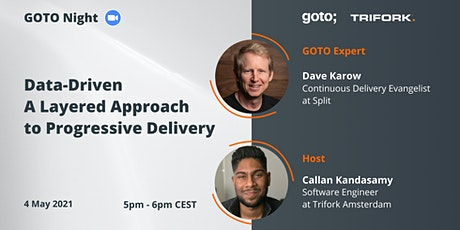 Data-Driven A Layered Approach to Progressive Delivery tickets