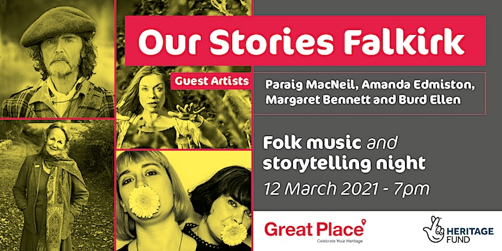 Our Stories Falkirk image