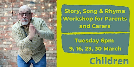 Story and Rhyme Time - Workshop for parents tickets