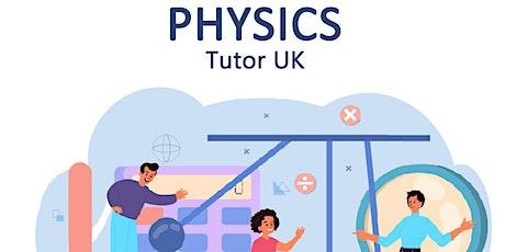 Physics GCSE Group Class (Virtual Event) tickets