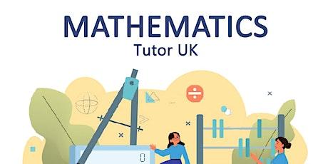 Maths A-Level Group Class (Virtual Event) tickets