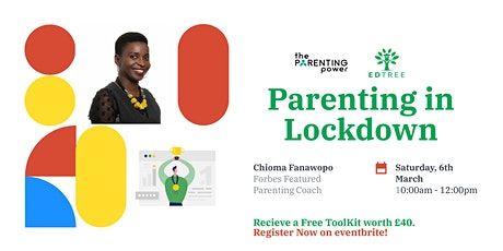Parent Wellbeing with Forbes Parent Coach - Chioma Fanawopo tickets