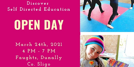 Open Day at Sligo Sudbury School tickets