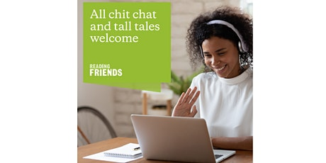Reading Friends: Read, Talk, Share with Zoe tickets