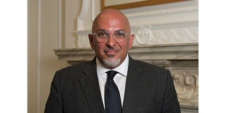 CF India Specialwith Minister for COVID Vaccine Deployment Nadhim Zahawi MP tickets