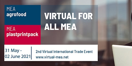 Virtual For All Middle East & Africa 2021 - Online Event tickets