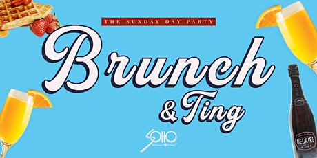 Brunch & Ting: Sunday Day Party tickets