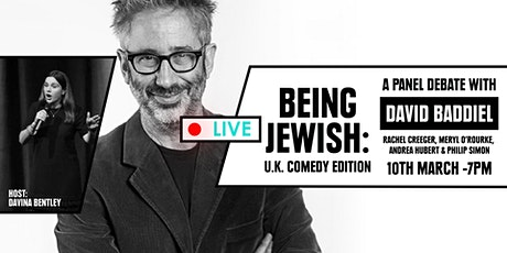 Being Jewish: UK Comedy Edition tickets