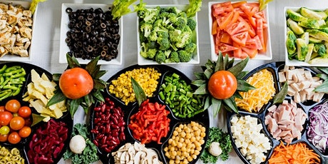 Nutrition and anxiety - eating well to help manage your mental well-being tickets