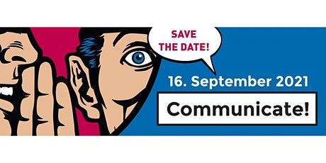 Communicate! 2021 Tickets