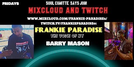 Soul Comitte Frankie Paradise live tickets