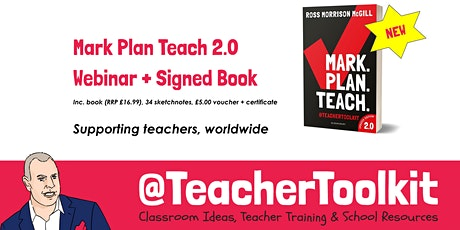 Webinar: Mark-Plan-Teach 2.0 tickets