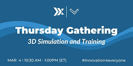 3D Simulation and Training tickets
