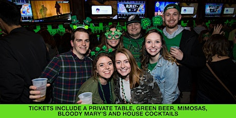 Roadhouse in Wrigley's Tap O' The Morning - All Inclusive St. Pat's Party tickets