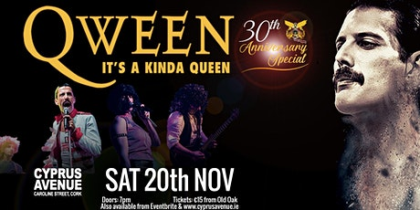 QWEEN - The ultimate Queen tribute tickets