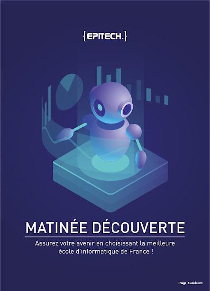 Image pour MATINÉE DÉCOUVERTE