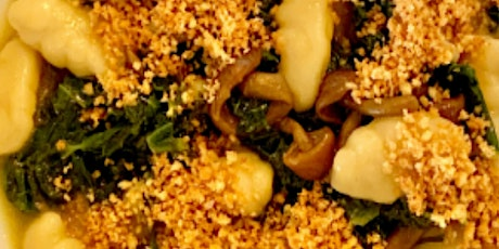 Master Series Class: Cavatelli with Butter Soy Mushrooms, Kale, and Toasted tickets