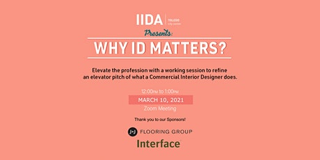 Why ID Matters?: A Workshop to Elevate the Interior Design Profession ingressos